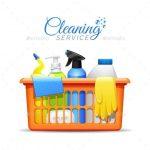 وسایل نظافت منزل