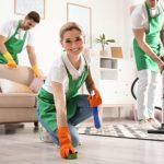 نظافت منزل در قیطریه